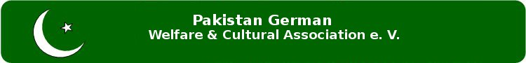 Pakistan German Welfare & Cultural Association e. V